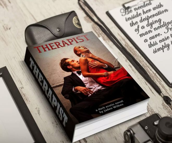 ☆☆Review -Therapist  by Jaden  Wilkes☆☆