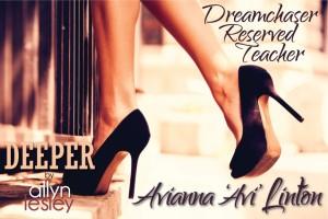 Author Allyn Lesley Deeper Cover teaser