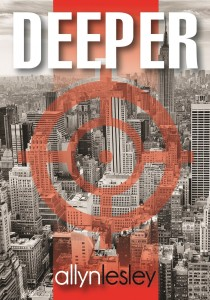 Author Allyn Lesley Deeper Cover