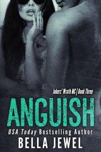 Author Bella Jewel Anguish cover