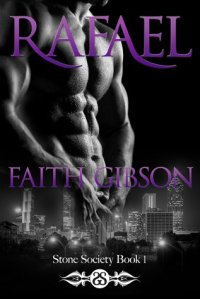 Author Faith Gibson Rafael Cover