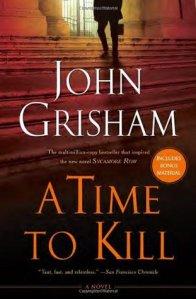 Author John Grisham A time to kill cover