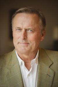 Author John Grisham head shot