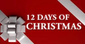 Author Krissy V 12 Days of Christmas Giveaway