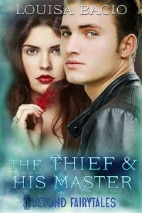 Author Louisa Bacio TheThiefandhisMaster cover