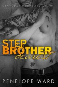 Author Penelope Ward Stepbrother Dearest cover photo
