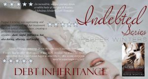 Author Pepper Winters debt inheritance banner 1