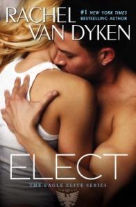 Author Rachel Van Dyken Elect cover