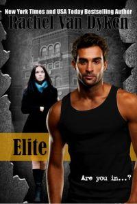 Author Rachel Van Dyken Elite cover