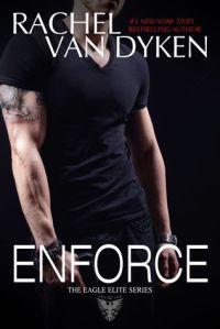 Author Rachel Van Dyken Enforce cover