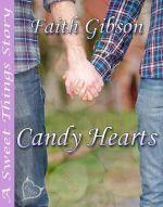 Faith Candy hearts
