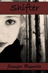 Author Jennifer Reynolds Shifter cover