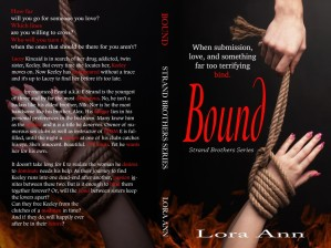 Author Lora Ann Bound cover reveal 1