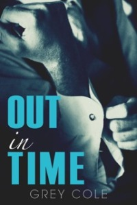 Author Grey Cole out in time