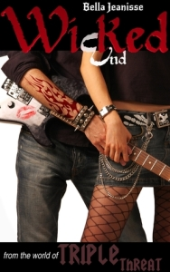 Author Bella Jeanisse Wicked End book cover