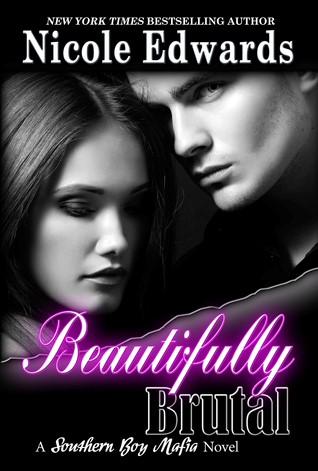 Author Nicole Edwards Beautifully Brutal Cover 6.11.15