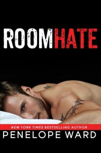 Author Penelope Ward roomhate cover 1.27.16