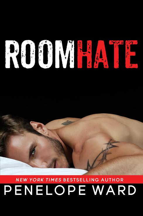 Author Penelope Ward roomhate cover 2.7.16