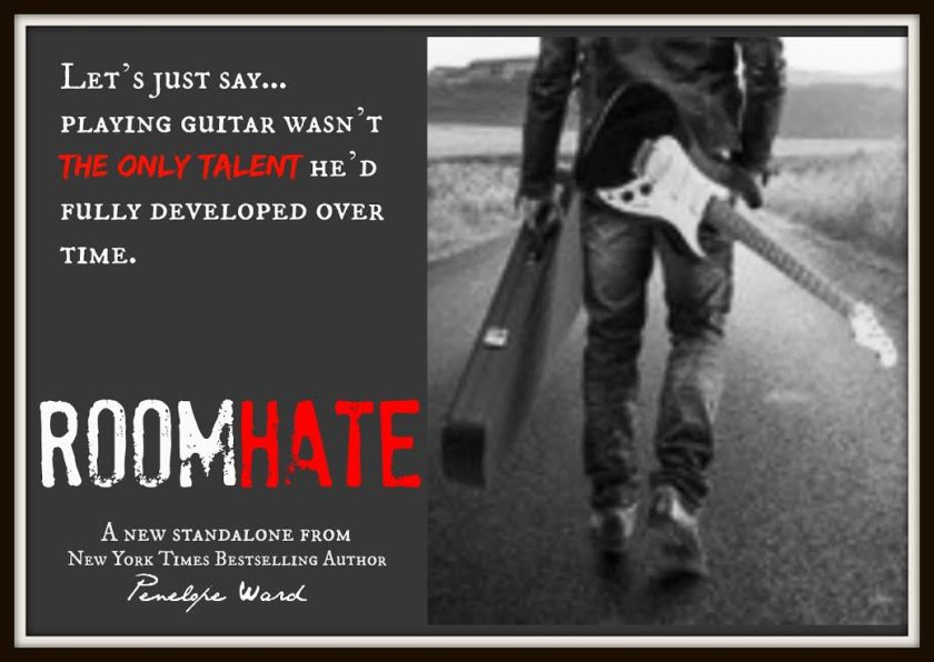 Author Penelope Ward roomhate teaser 5 2.15.16