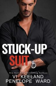 Authors Penelope Ward & Vi Keeland stuck - up suit cover 2.24.16