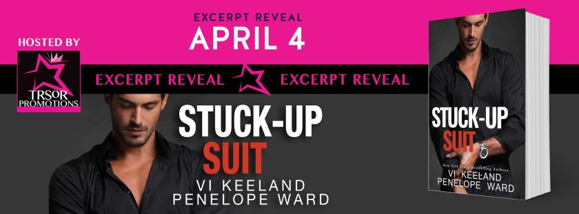 Author Vi Keeland stuck up suit excerpt reveal 4.4.16