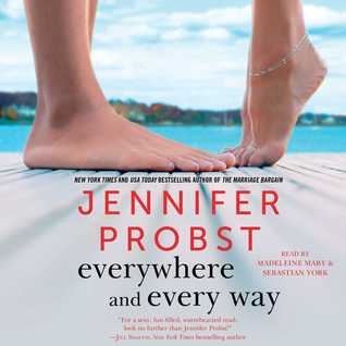 Author Jennifer Probst Everywhere and Every Way Cover 5.26.16