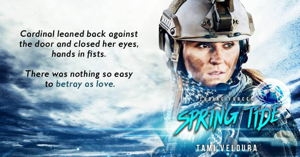 Author Tami Veldura Spring Tide Teaser 5.31.16