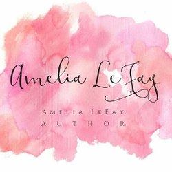Author Amelia LeFay Logo 6.1.16