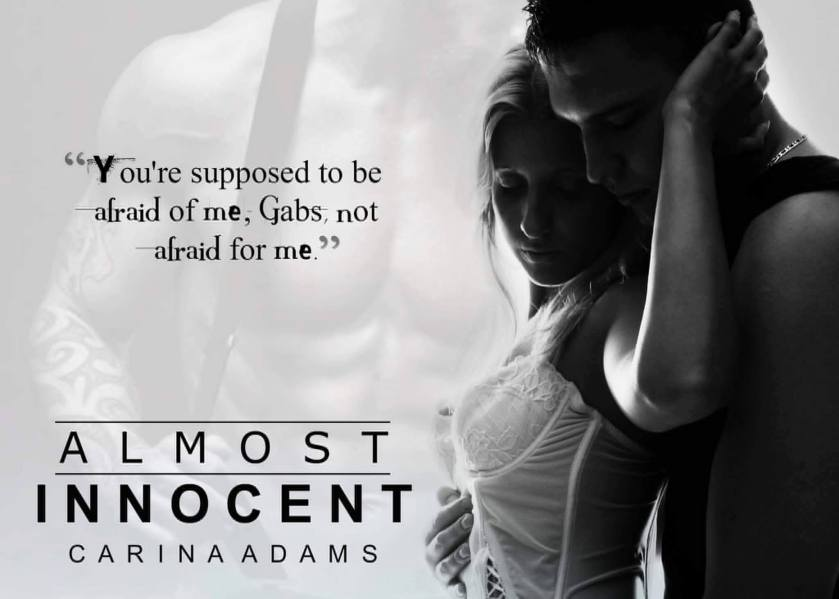 Author Carina Adams Almost Innocent teaser 1 6.9.16