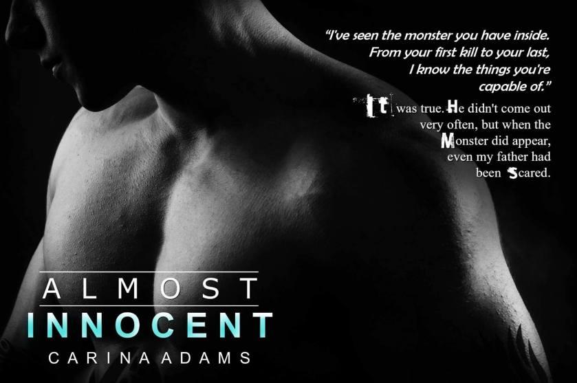 Author Carina Adams Almost Innocent teaser 6.9.16