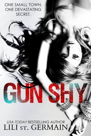 Author Lili St. Germain gun shy cover 6.15.16