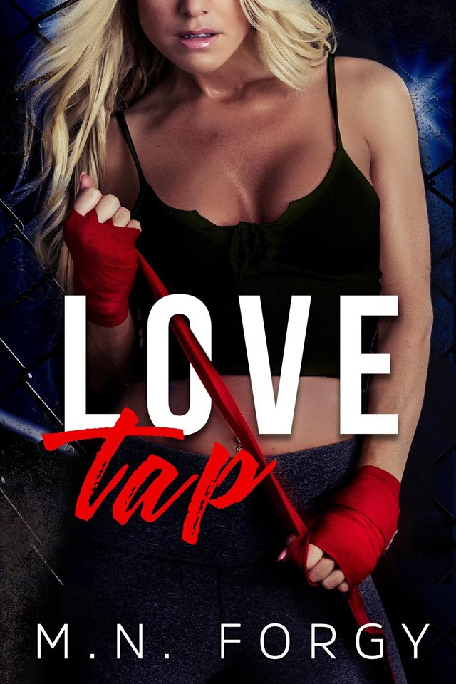 Author M.N. Forgy love tap cover 6.16.16