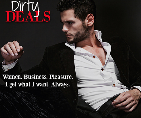 Author Michelle A. Valentine Dirty Deals Ad 6.26.16