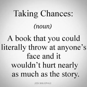 Author Molly McAdams Taking Chances teaser 1 6.23.16