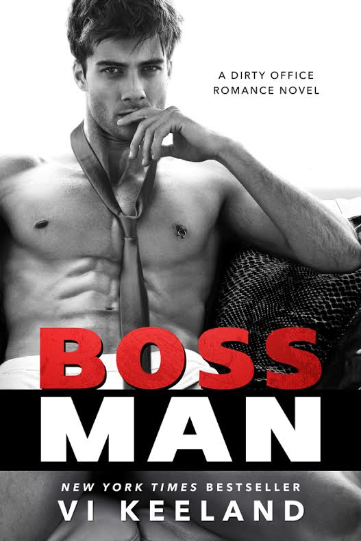 Author Vi Keeland boss man cover 6.1.16