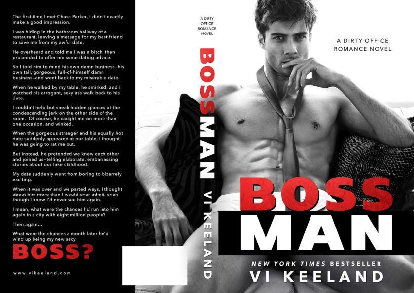 Author Vi Keeland boss man full 6.1.16
