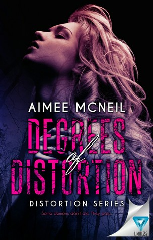 Author Aimee McNeil Degrees of Distortion Cover 7.26.16