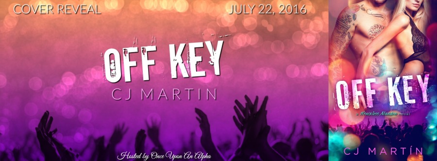 Author C J Martin Off-Key-CR-Banner 7.22.16