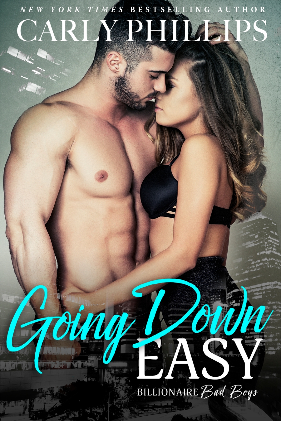 Author Carly Phillips Going Down Easy_amazon 7.20.16