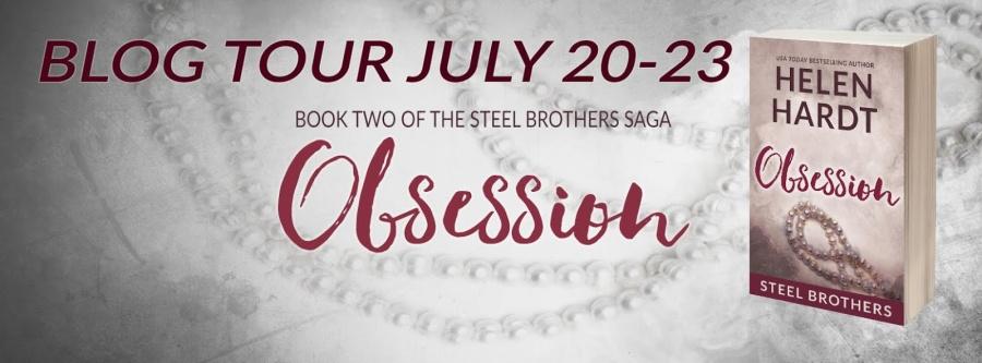 Author Helen Hardt Obsession Blog Tour Banner 7.19.16