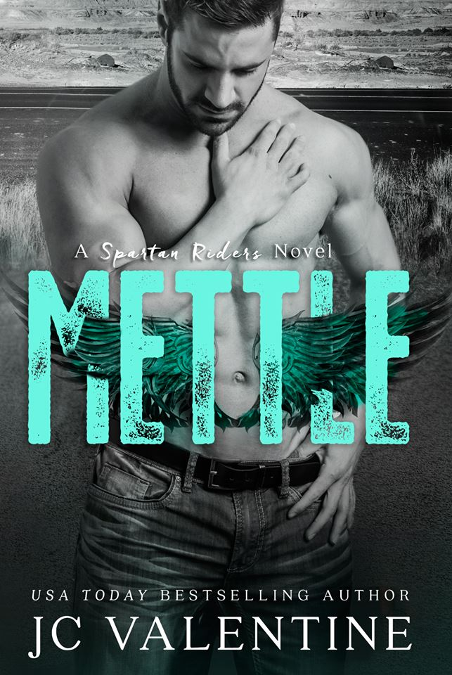 Author J. C. Valentine METTLE-cover 7.25.16