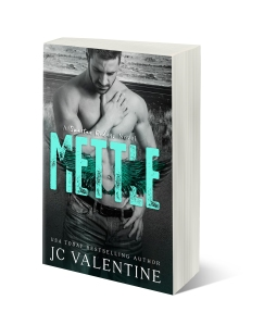 Author J. C. Valentine Mettle whole book 7.26.16