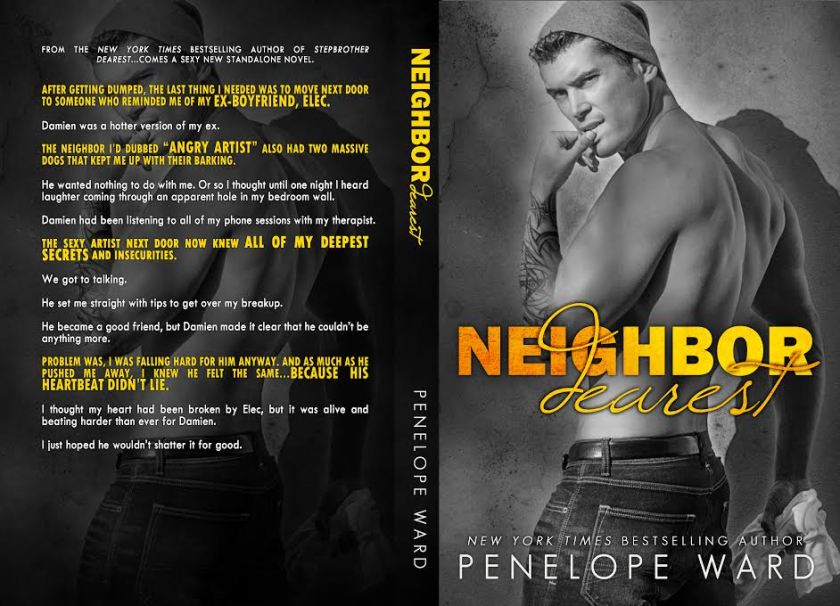 Author Penelope Ward neighbor dearest full cover 7.7.16