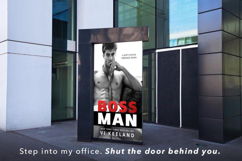 Author Vi Keeland Bossman teaser 5 7.19.16