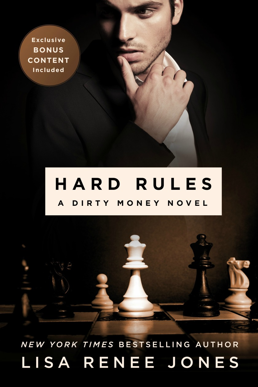 Author Lisa Renee Jones Hard Rules Ebook Cover 8.7.16