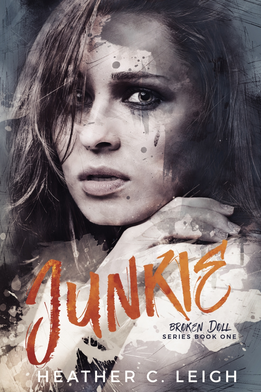 Heather C. Leigh Junkie-ebook cover 8.29.16
