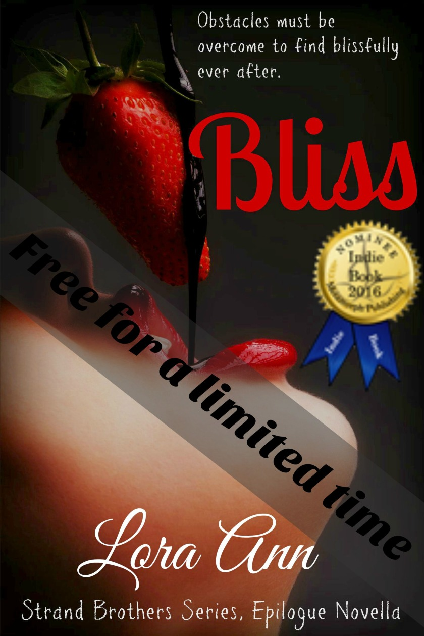 Lora Ann Bliss Amazon Cover Free with badge 8.16.16