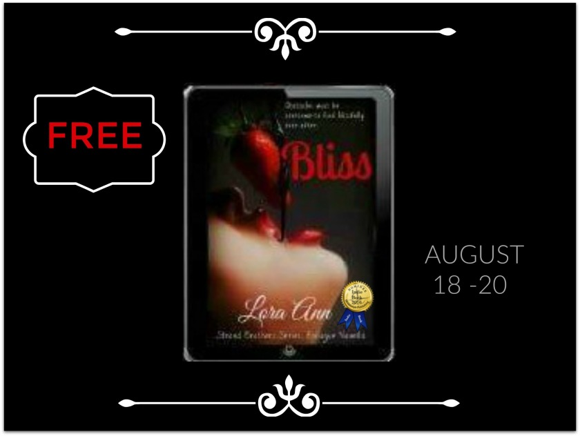 Lora Ann Bliss Free with badge 8.17.16