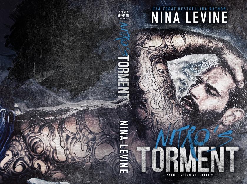 Nina Levine Nitros Torment  Full Cover 8.17.16