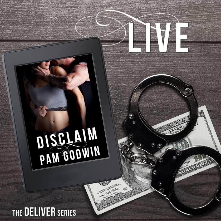 Pam Godwin Disclaim teaser 8.31.16